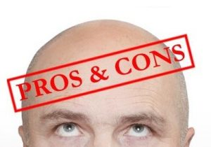 FUE facts - pros and cons of hair transplant
