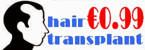 hair replacement cost is £1390 in Hungary