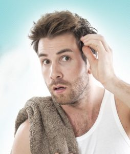 Hair transplant worth it? Male Pattern Baldness